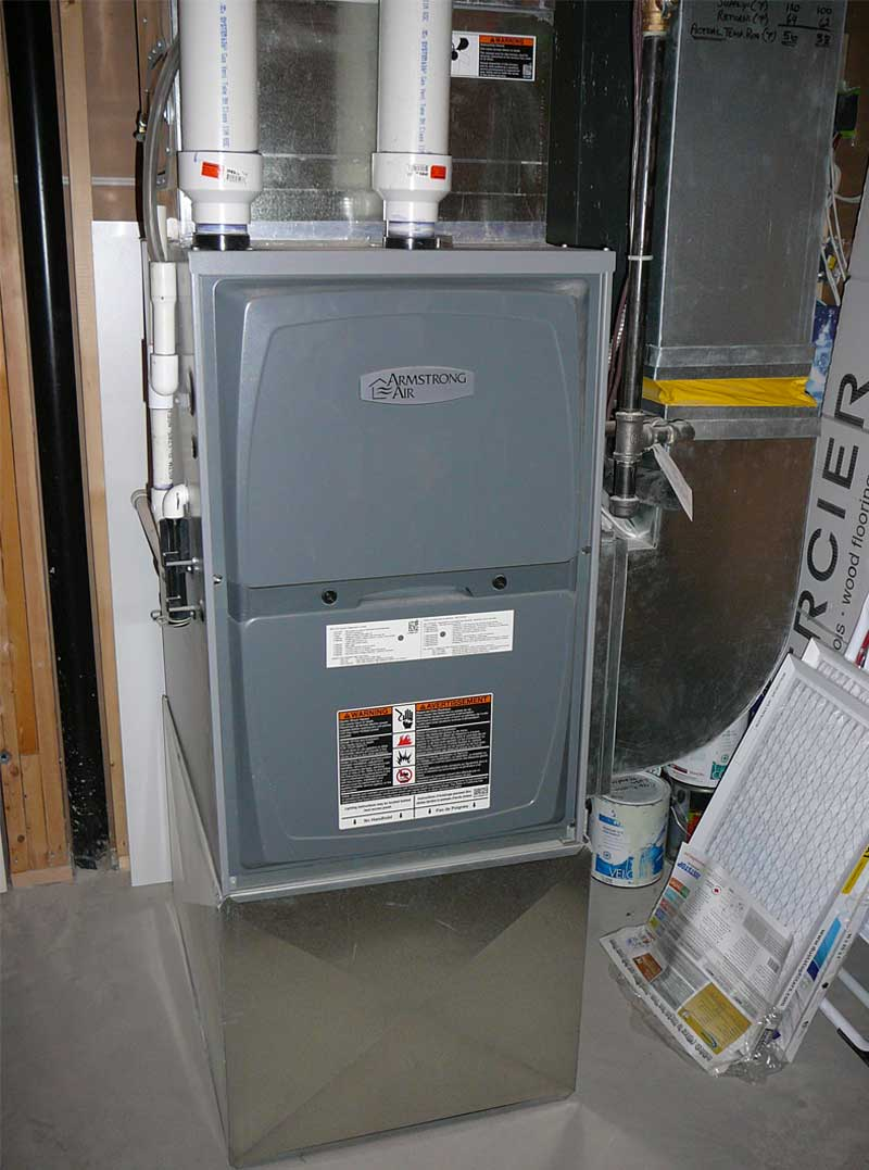 High Efficiency Furnace